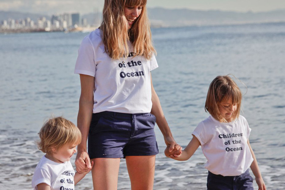 Save Our Oceans Custom T Shirts
