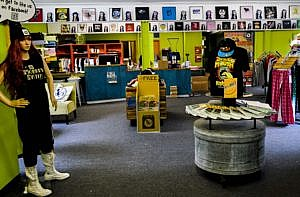 Screen Printing Store Image