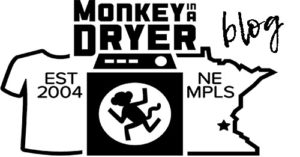 Custom T-Shirts at Monkey in a Dryer