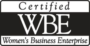 WBE certified women business enterprise