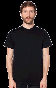 American Apparel Fine Jersey 2001 T-Shirt