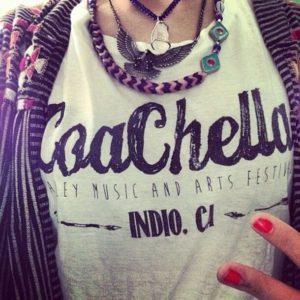 Coachella Concert T-Shirt